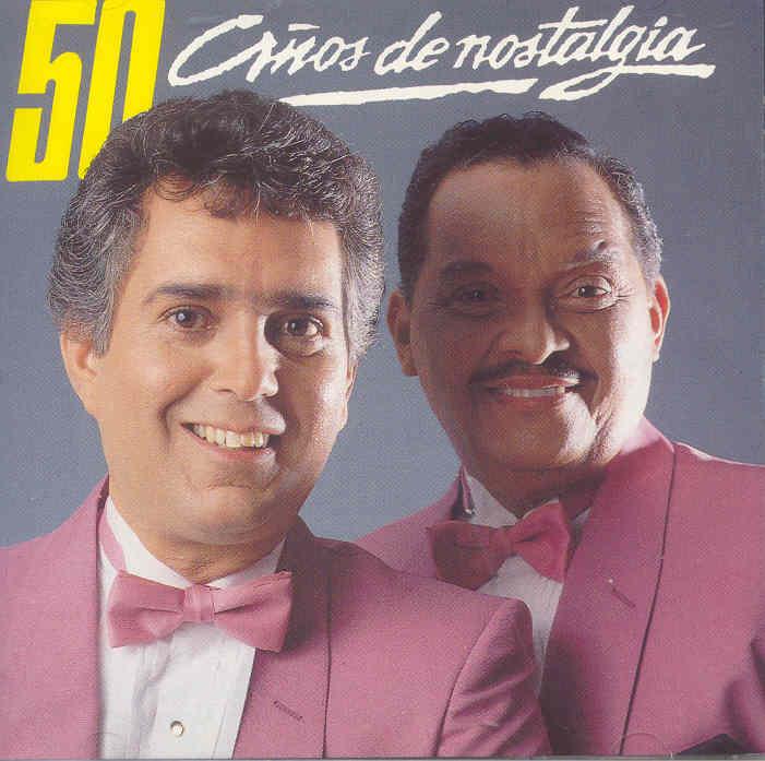 Julio Angel realizó dos memorables grabaciones con José Luis Moneró. (Archivo Fundación Nacional para la Cultura Popular)