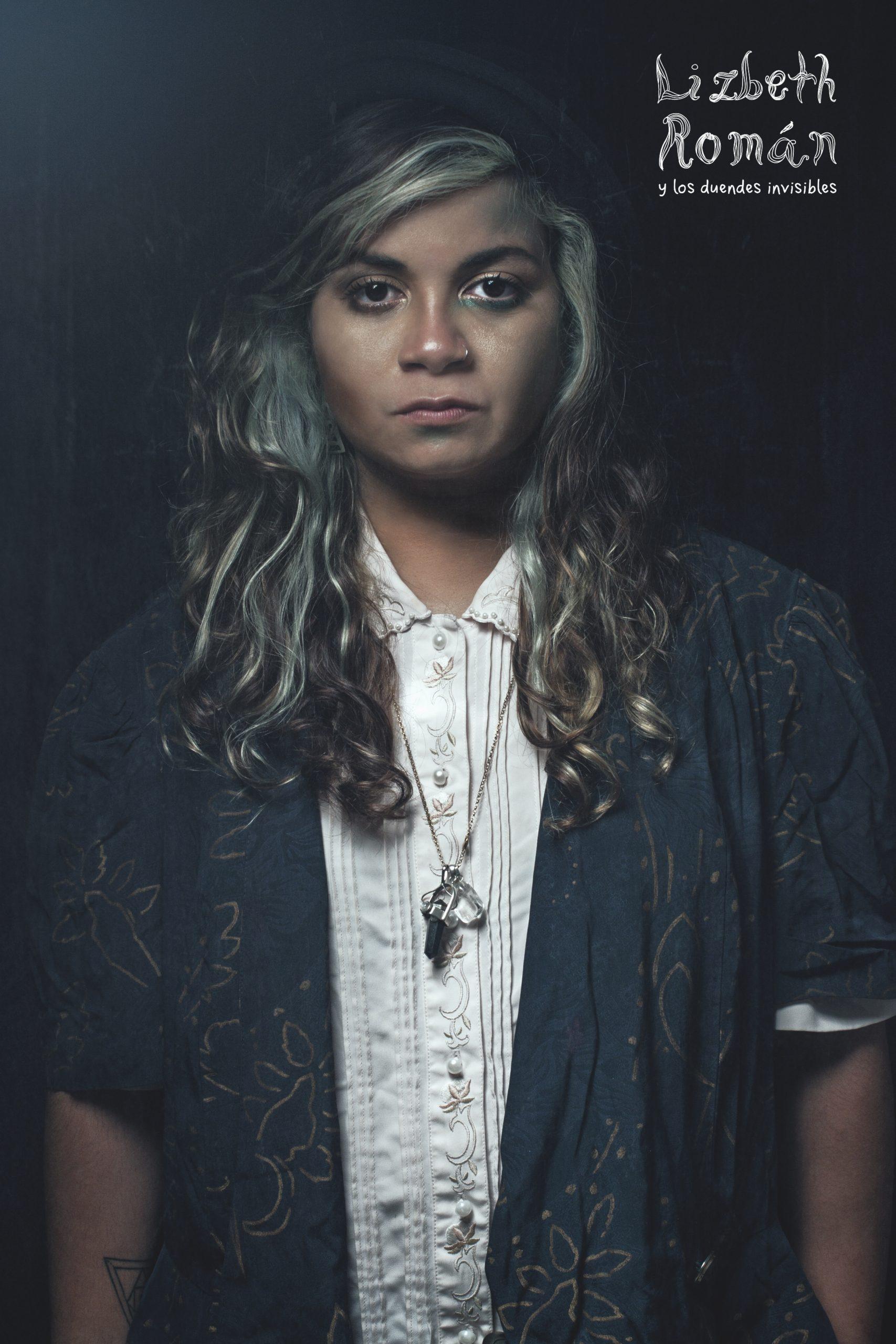 La cantautora Lizbeth Román presentó oficialmente el vídeo musical del sencillo La bruja en la Casa Ruth Hernández Torres el pasado 1 de abril. (Foto Boricuas Así Somos)