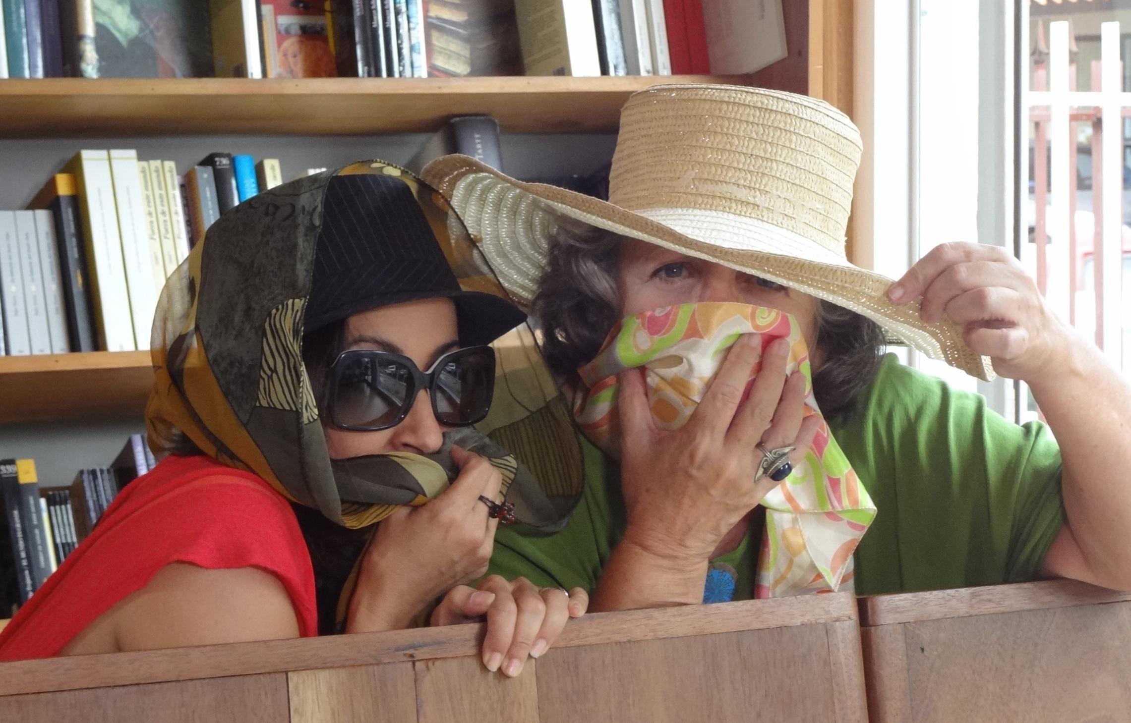 """""""La Otra.com"""" se presenta este viernes 2 en Antares Café en Caguas, mientras el próximo viernes 9 subirá a escena en Celebrate Puerto Rico y el sábado 10 en Proscenium en Ponce, en funciones a las 9:00 p.m. (Foto Adriana Pantoja)"""