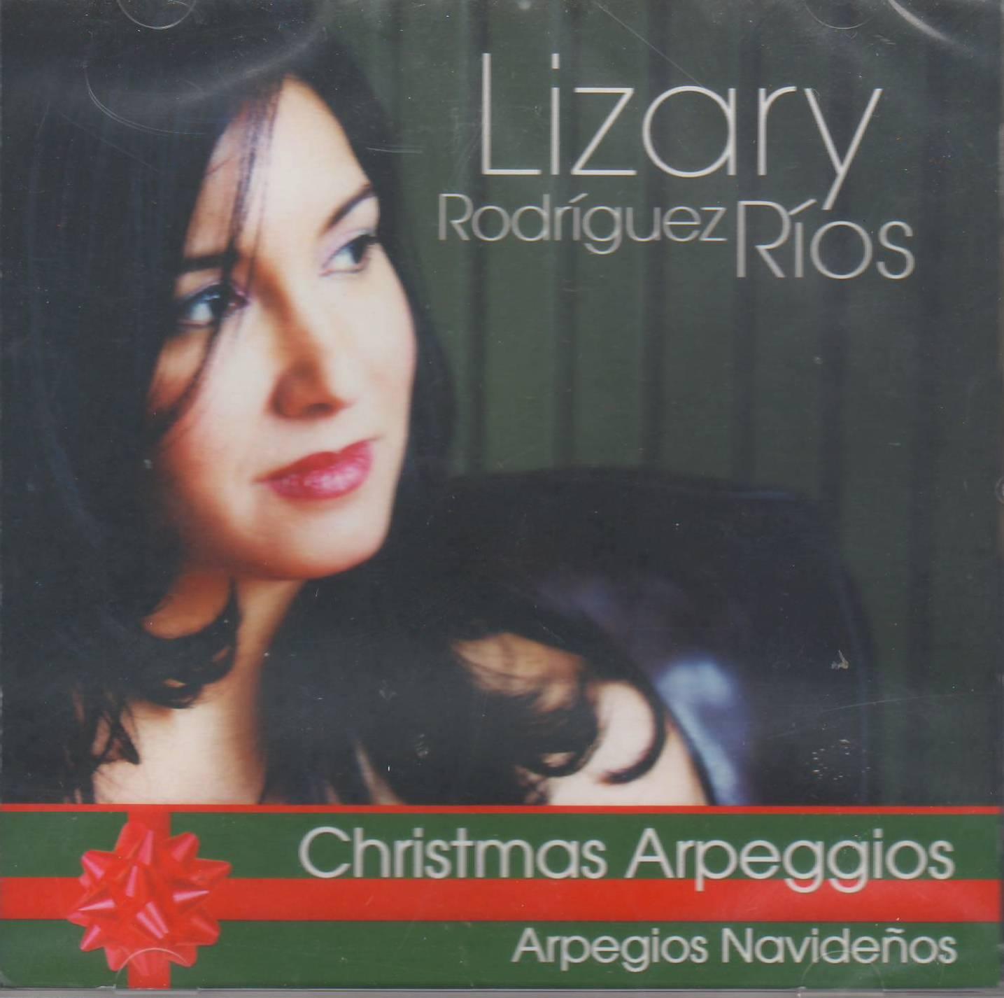 """""""Christmas Arpeggios"""" es la producción navideña de la arpista puertorriqueña. (archivo Fundación Nacional para la Cultura Popular)"""