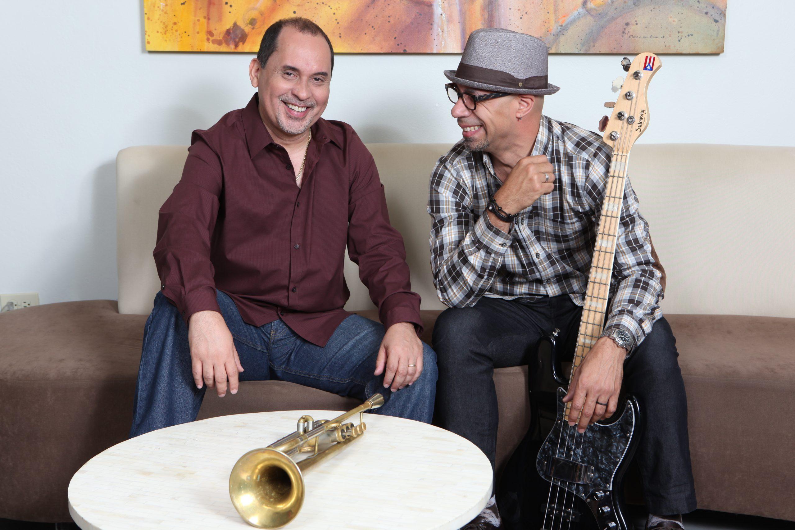 """La grabación """"Lifetime Friends"""" de Humberto Ramírez y Oskar Cartaya fue reconocida por la Fundación Nacional para la Cultura Popular como una de las más sobresalientes de 2015. (Foto suministrada)"""