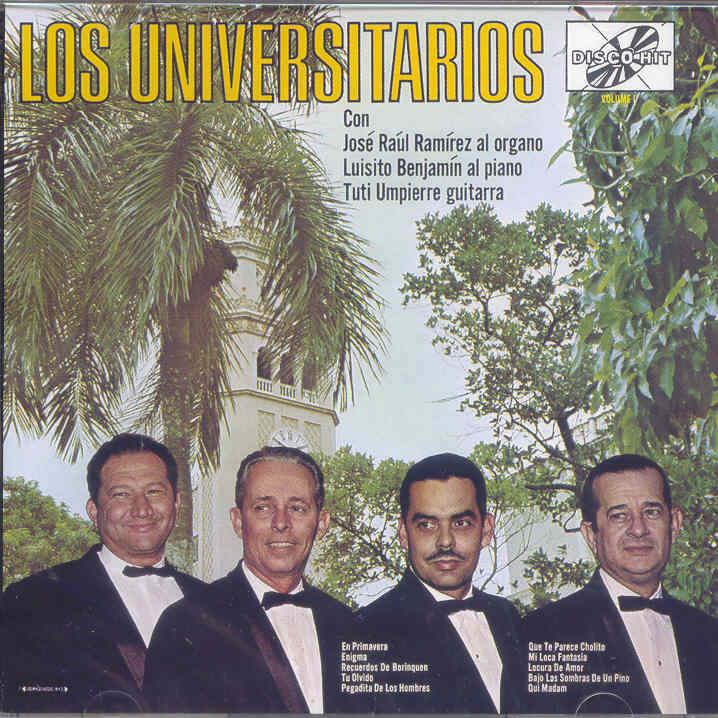 """""""Los Universiatrios"""" es uno de los clásicos de su discografía. (archivo Fundación Nacional para la Cultura Popular)"""