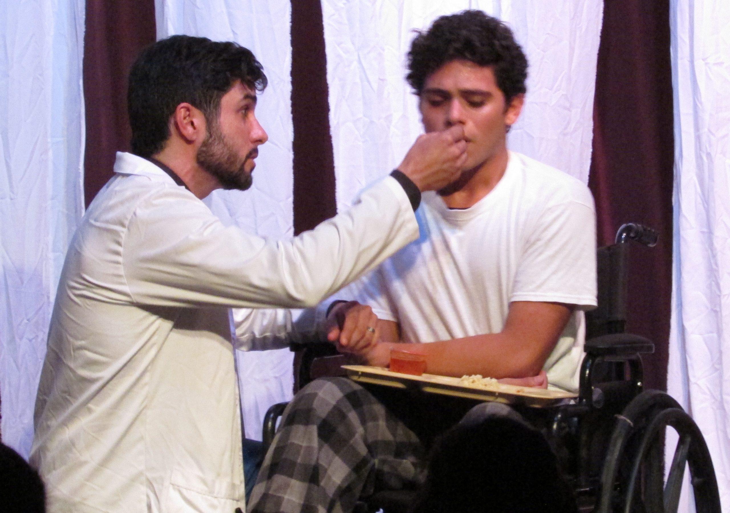 Marcos Carlos Cintrón y xx forman parte del electo. (Foto Javier Santiago / Fundación Nacional para la Cultura Popular)