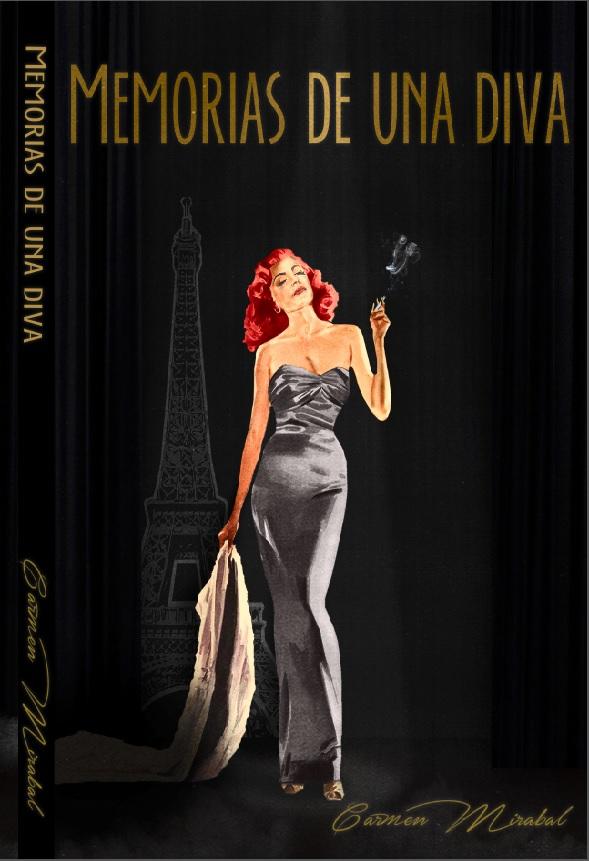 """""""Memorias de una Diva"""" también se editará en francés."""