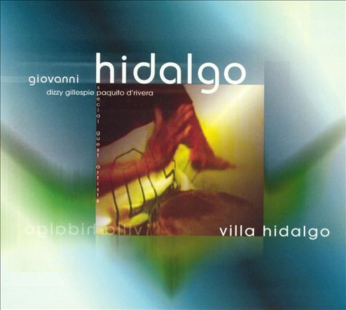 """El percusionista recuerda su entrada al mundo del disco con su producción """"Villa Hidalgo"""". (archivo Fundación Nacional para la Cultura Popular)"""