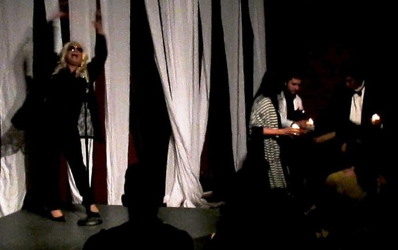 Josean Ortiz sella la producción con el sublime tema de Melissa Ethridge. (Foto Javier Santiago / Fundación Nacional para la Cultura Popular)