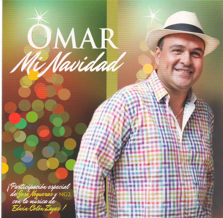 """En """"Mi Navidad"""" el trovador Omar Santiago cuenta con invitados como José Nogueras y NG2. (archivo Fundación Nacional para la Cultura Popular)"""