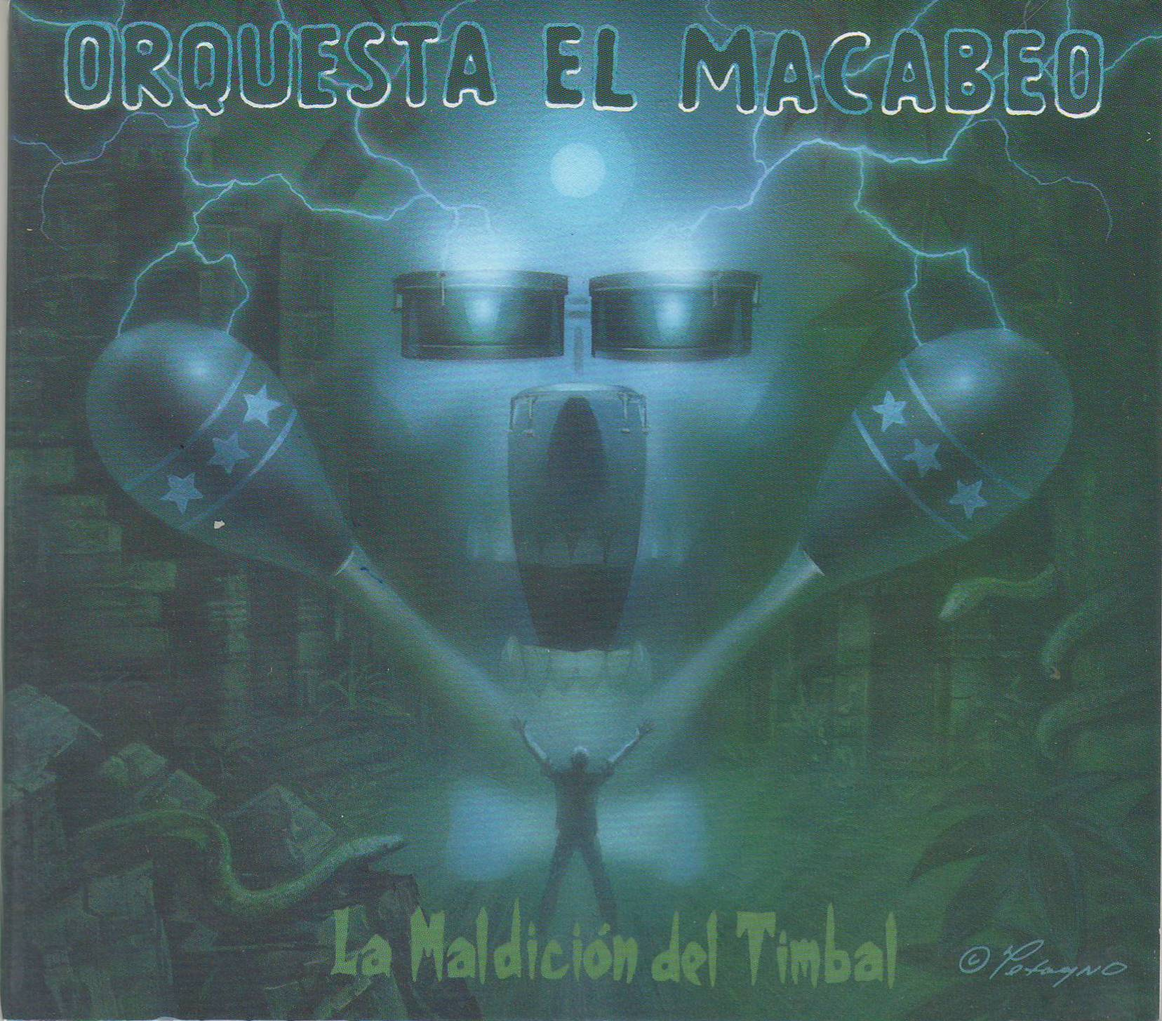 """""""La Maldición del tambor"""" ya ha sido editado en formato vinilo (lp). (archivo Fundación Nacional para la Cultura Popular)"""