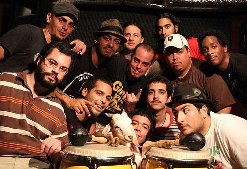 La joven agrupación salsera trabaja en su cuarta producción discográfica. (Foto suministrada)