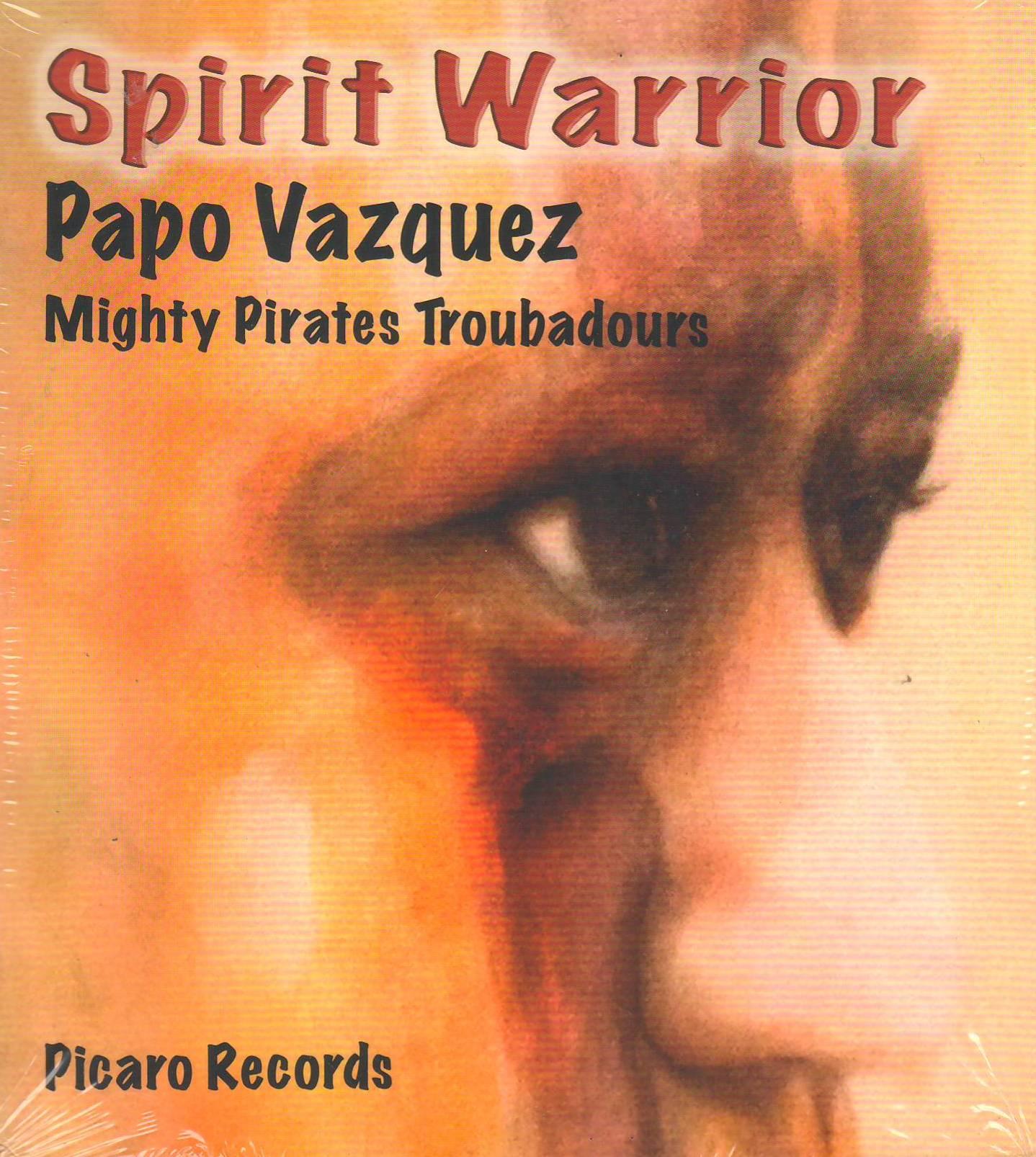 papo vazquez spirit warrior