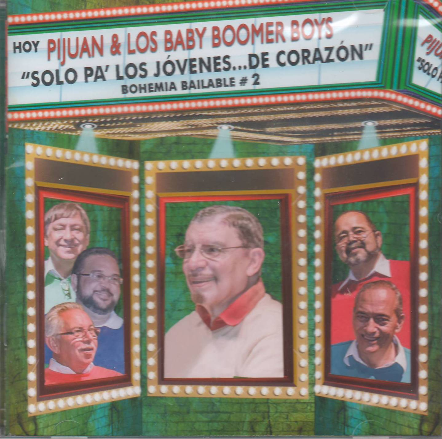 Producción nominada al Grammy Latino en 2013. (archivo Fundación Nacional para la Cultura Popular)