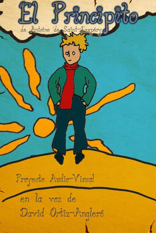 Cartel promocional de la producción narrada por David Ortiz-Angleró.