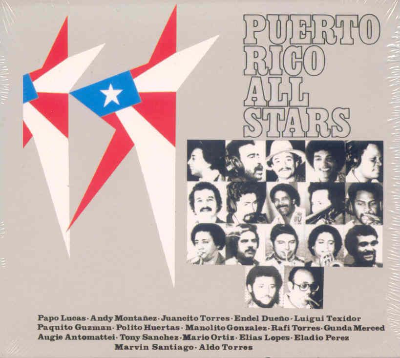 """En 1977 la pieza """"Budo"""" formó parte del debut discográfico de la Puerto Rico All Stars. (archivo Fundación Nacional para la Cultura Popular)"""