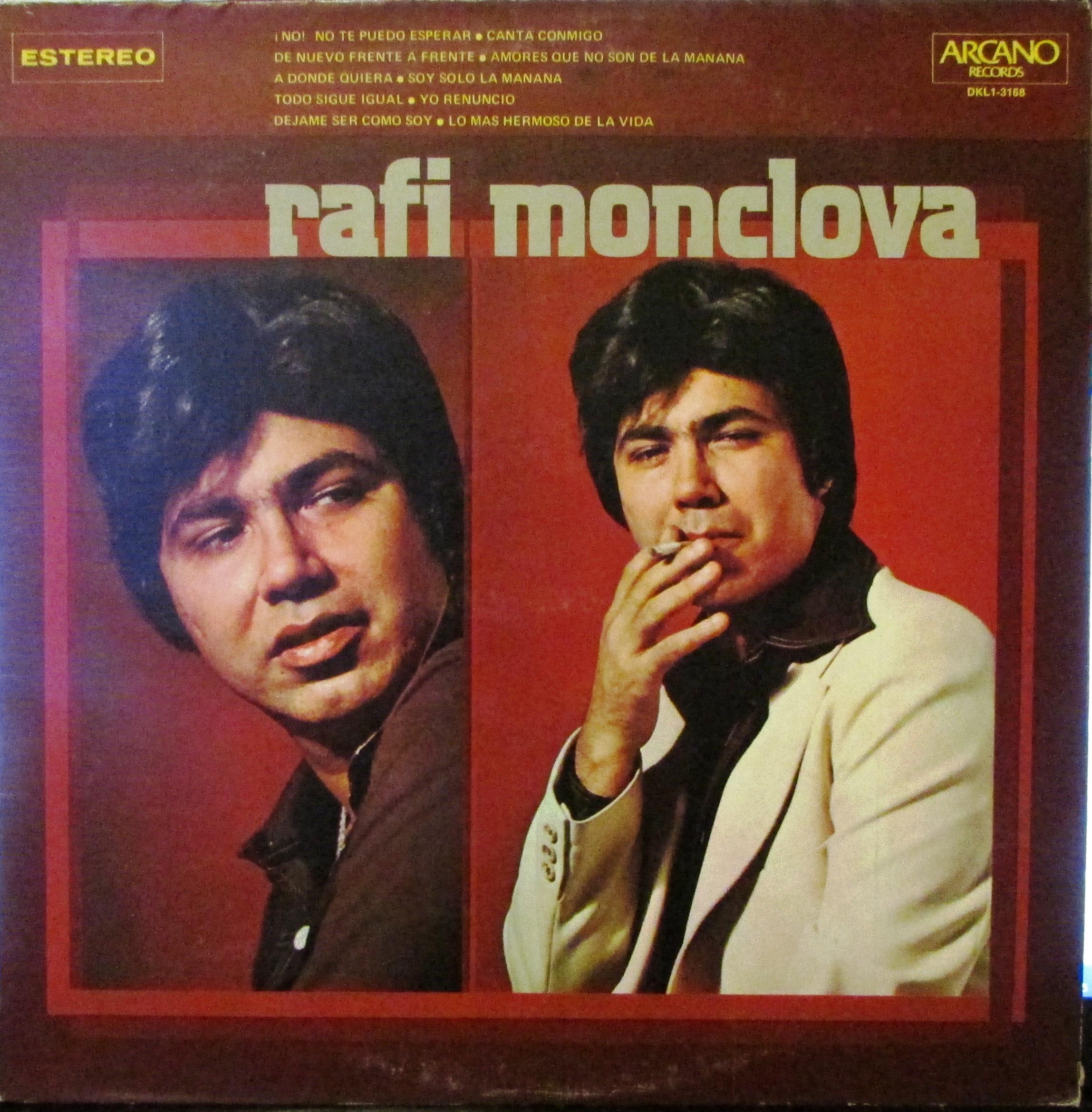 El cantautor grabó en la década de 1970 para el sello RCA en México. (archivo Fundación Nacional para la Cultura Popular)