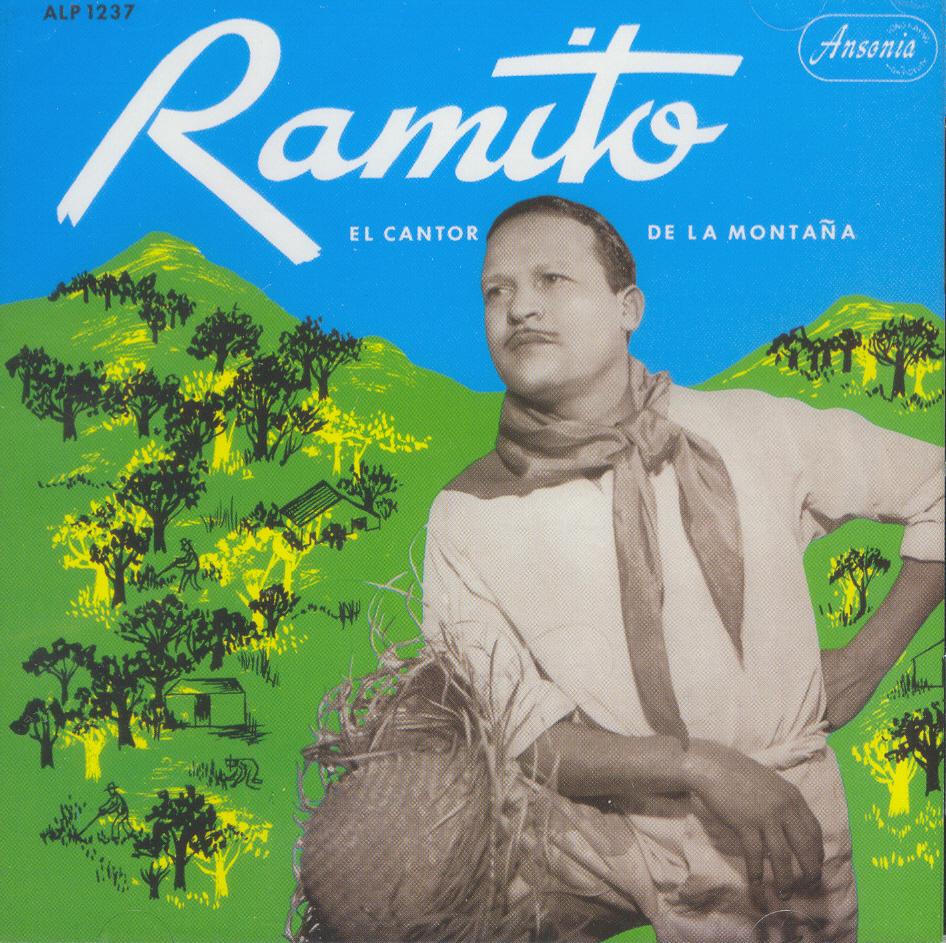 Carátula de su primera grabación para el sello Ansonia. (archivo Fundación Nacional para la Cultura Popular)