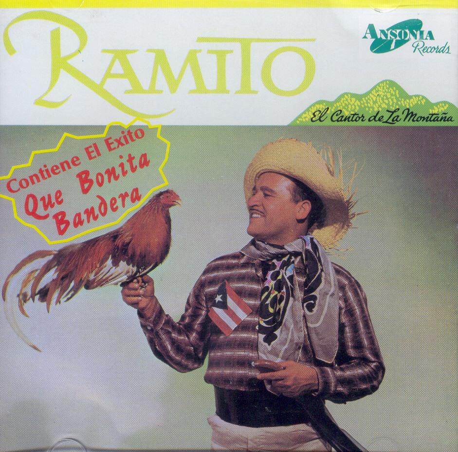 Ramito es el primer trovador nacional que se ha eschuchado en el espacio.