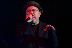 Rubén Blades reafiormó su apoyo a la excarcelación de Oscar López Rivera. (Foto José Rodríguez©)