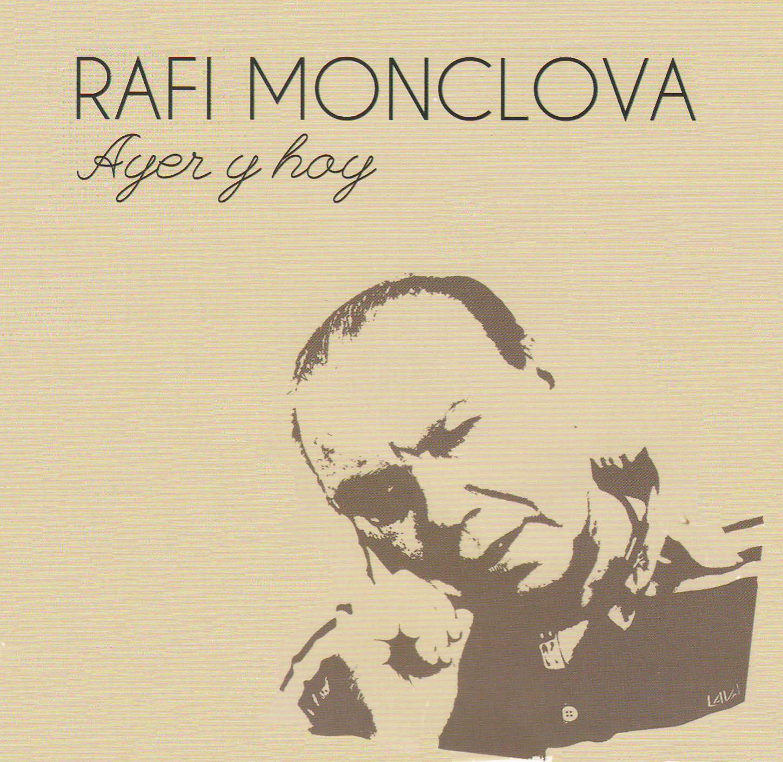 """""""Ayer y hoy"""" es la más reciente grabación de Rafi Monclova. (archivo Fundación Nacional para la Cultura Popular)"""