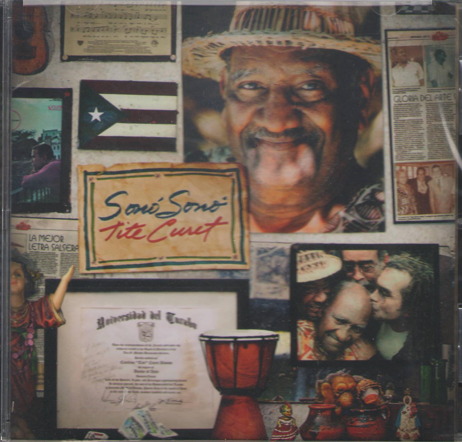 """La aportación musical de José Lugo en """"Sono sonó Tite Curet"""" es memorable. (Archivo Fundación Nacional para la Cultura Popular)"""