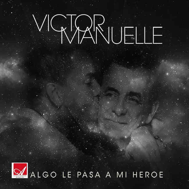 """Con el tema """"Algo le pasa a mi héroe"""" Víctor Masnuelle le ha dado un himno a miles de ciudadanos que combaten el mal del Alzheimer. (archivo Fundación Nacional para la Cultura Popular)"""