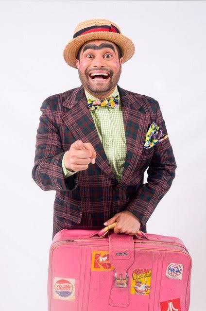 """El comediante Amaury Oyola estará con su personaje """"Yeyito"""". (Foto suministrada)"""
